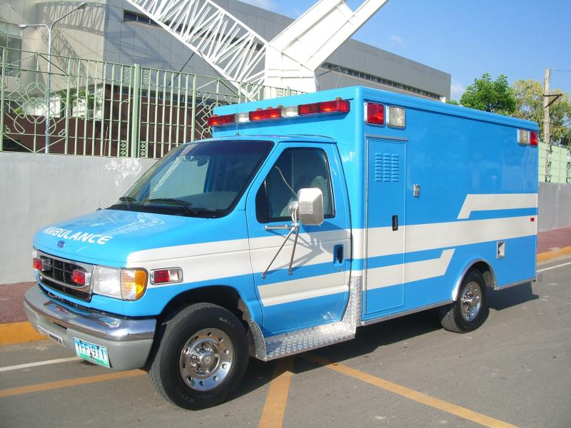 Ford E350 Sportsmobile. 1997 Ford E350 AMBULANCE